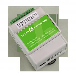 Energiemonitor, Datenlogger S0/D0