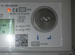 Lesekopfaufnahme für smart-meter-gateways
