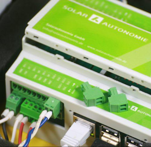 Energie-Koffer X-PLUS